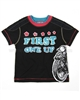 ONE UP by Eliane et Lena Boys' T-shirt Cyclisme