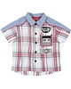 ONE UP by Eliane et Lena Boys' Shirt Surf