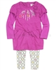 Petit Lem Signature Little Girl's Tunic and Leggings Girls of a Feather