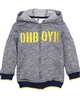 Petit Lem Hooded Sweatshirt Deep See Life