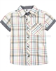 Petit Lem Plaid Shirt Tribal Surf