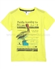 Petit Lem T-shirt with Pelican Print Tribal Surf