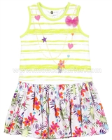 Petit Lem Jersey Dress Tropical Fever