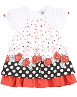 Petit Lem Dress Cutie Rosie