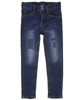 3Pommes Boy's Slim Fit Denim Pants