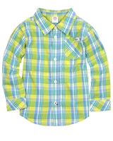 s.Oliver Baby Boys' Plaid Shirt