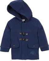 s.Oliver Baby Boys' Pollar Fleece Duffle Coat