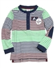 s.Oliver Baby Boys' Striped T-shirt with Elbow Patches