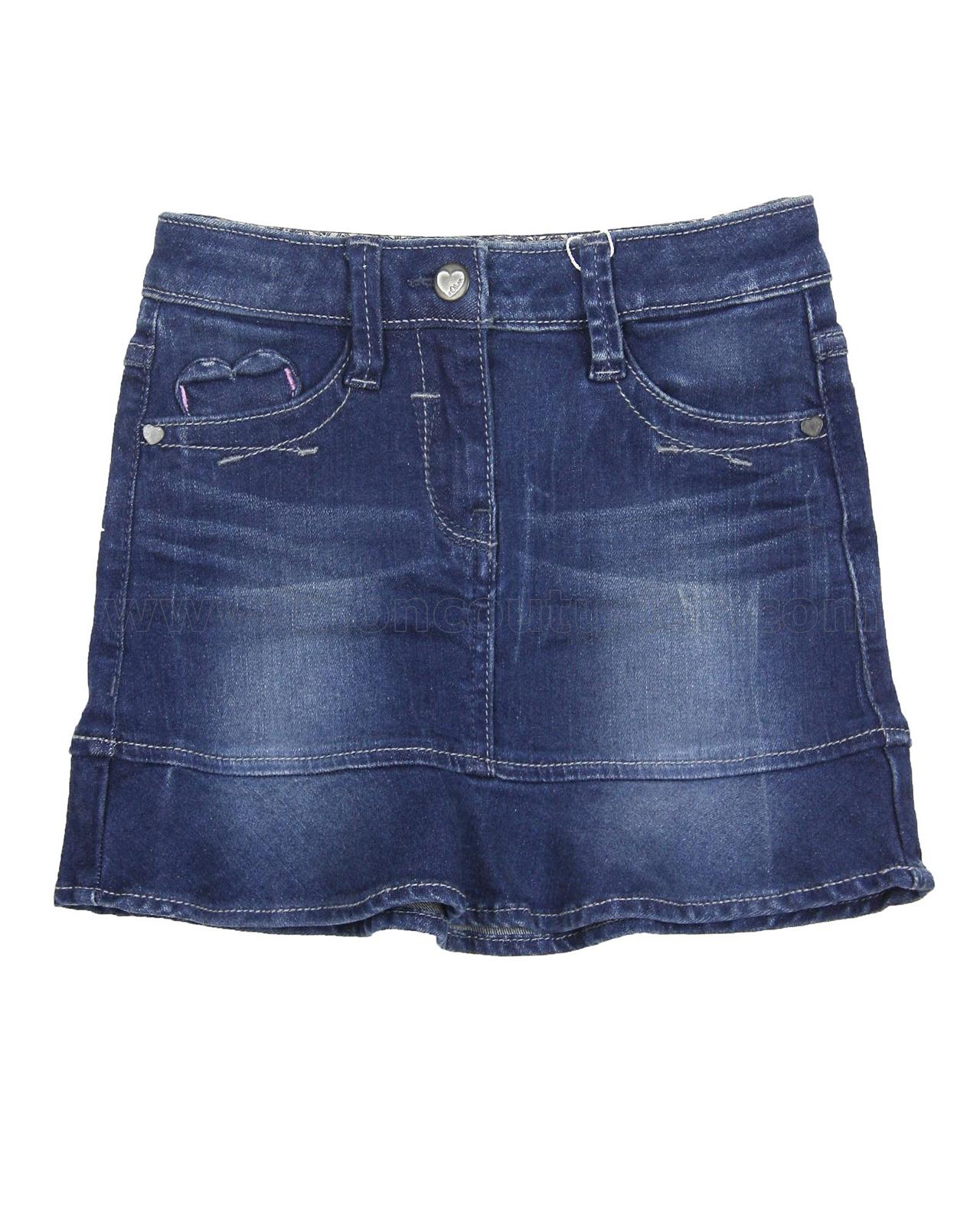 s oliver girls 39 pretty denim skirt. Black Bedroom Furniture Sets. Home Design Ideas