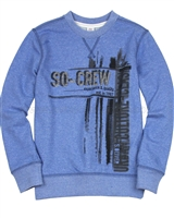 s.Oliver Junior Boys' Sweatshirt with a Print