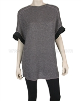 Siste's Women's Tunic with Open Back