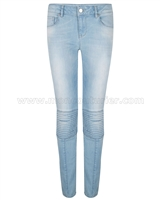 SuperTrash Womens Paradise Seam Jeans,