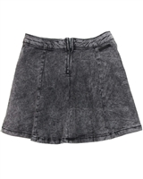 Tumble n Dry Junior Girls' Denim Skirt Filke
