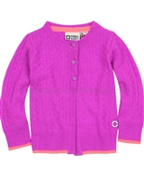 Tumble n Dry Baby Girls Knit Cardigan Ches