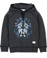 Art and Eden Boy's Sweatshirt with Lion Print sizes 4-10