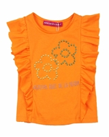 Agatha Ruiz de la Prada T-shirt with Flounces