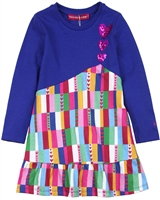 Agatha Ruiz de la Prada Multicolour Ponti/Jersey Dress