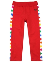 Agatha Ruiz de la Prada Sweatpants with Side Inserts