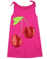 Agatha Ruiz de la Prada Sundress with Cherries Applique