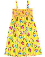 Agatha Ruiz de la Prada Sundress with Smocked Bodice