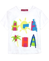 Agatha Ruiz de la Prada T-shirt with AGATHA Applique