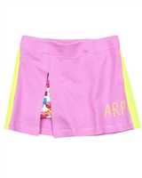 Agatha Ruiz de la Prada Sporty Skorts with Side Stripes