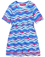 Agatha Ruiz de la Prada Jersey Dress in Atlantis Print