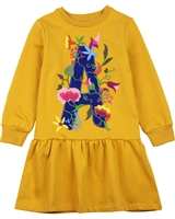 Agatha Ruiz de la Prada Sweatshirt Dress with Embroidery