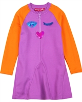 Agatha Ruiz de la Prada Raglan Sleeves Ponte Dress