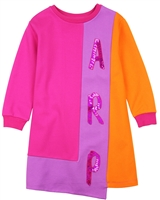 Agatha Ruiz de la Prada Colour-block Dress
