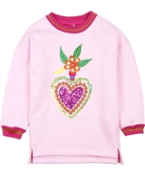 Agatha Ruiz de la Prada Sweatshirt with Embroidery