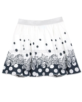 Blu by Blu Printed Skirt Petit Adorable