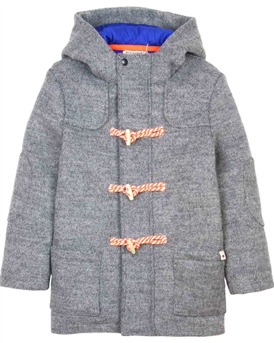 Billybandit Wool Duffle Coat