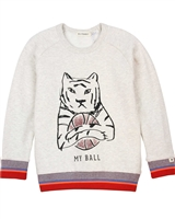 Billybandit Sweatshirt with Cat