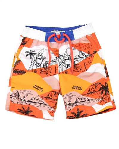 BillybanditSurfer Swim Shorts