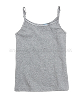 Blu by Blu Basic Tank Top Gray
