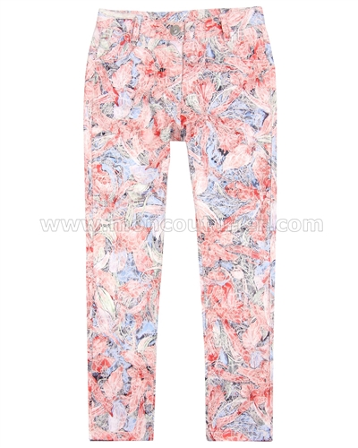 Blu by Blu Printed Pants