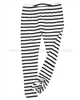 Blu by Blu Striped Leggings Sweat Hear
