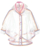 Billyblush Clear Raincoat