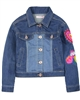 Billyblush Denim Jacket with Embroidery