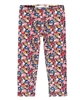Boboli Baby Girls Leggings in Ladybug and Floral Print