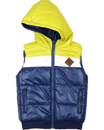 5dc44c4ca BOBOLI Boys Quilted Puffer Vest