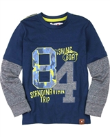 Boboli Boys Layered Look T-shirt