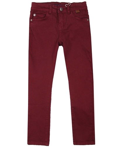 Boboli Boys Stretch Twill Pants