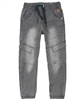 Boboli Boys Fashion Denim Pants Gray
