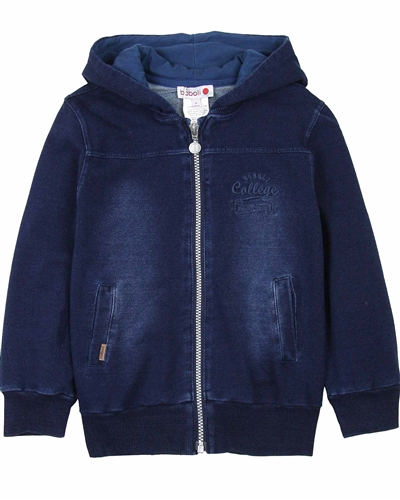 Boboli Boys Sweatshirt in Denim Look