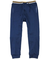 Boboli Boys Sweatpants with Striped Waistband