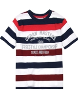 Boboli Boys Striped T-shirt
