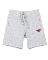 Boboli Boys Jersey Jogging Shorts in Grey