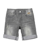 Boboli Boys Denim Shorts in Distressed Look